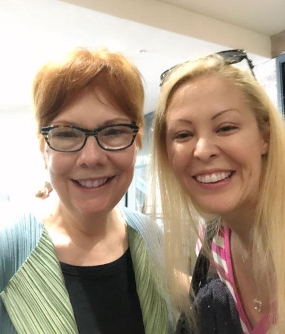High Tea with Superstar Author Jayne Ann Krentz
