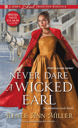 Review of Never Dare a Wicked Earl