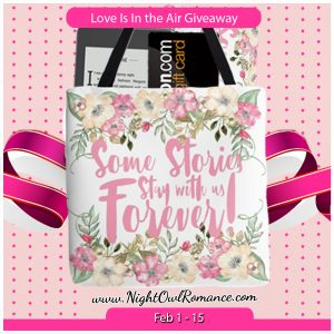 Love is in the air – Scavenger Hunt!